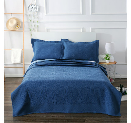 Покрывало Arya Arreda (темно-голубое)