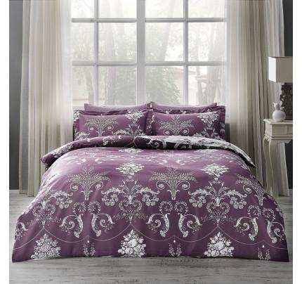 Постельное белье Tivolyo Arredo (фиолетовое)