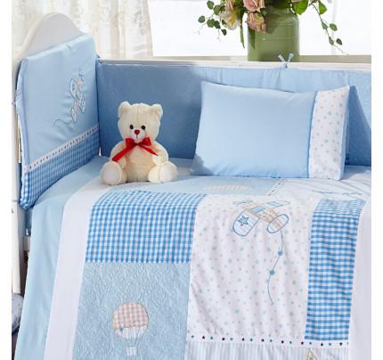 Бортики в кроватку Arya Little Star (2 предмета)