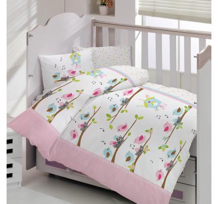 Детское белье в кроватку Arya Cikcik