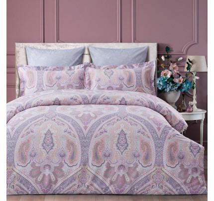 Постельное белье Arya Pure Living Dakota (розовый)