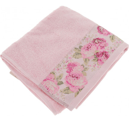 Полотенце Аrya Desima (розовое)