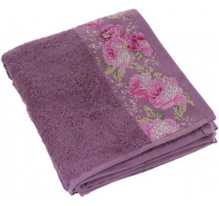 Полотенце Аrya Desima (пурпурное)