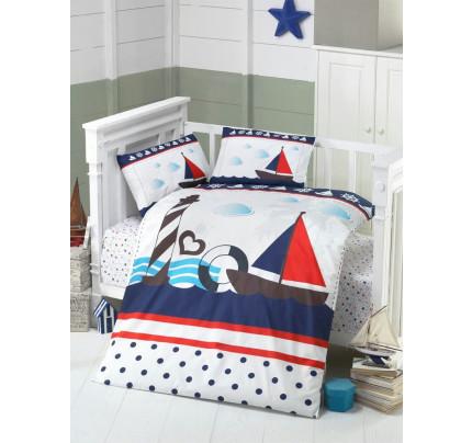 Детское белье в кроватку Arya Dumen