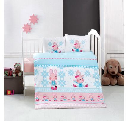 Детское белье в кроватку Arya Home Funny