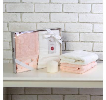 Набор полотенец Arya Nika (2 предмета, 50x90 см)