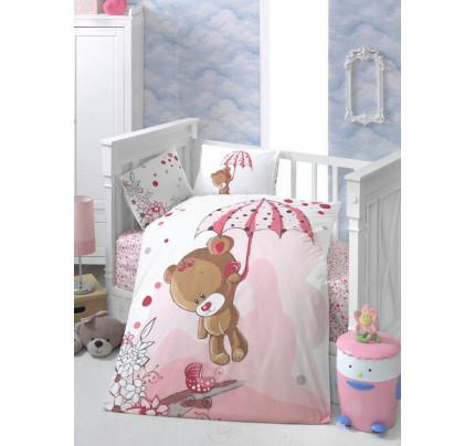 Детское белье в кроватку Arya Tonton