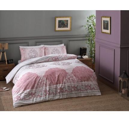 Постельное белье TAC Aryan (розовое)