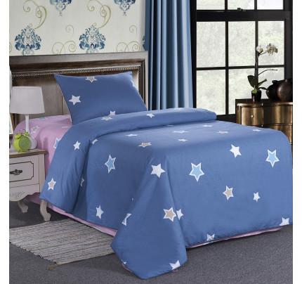 Sofi de Marko Звездочки (синие) детское постельное белье