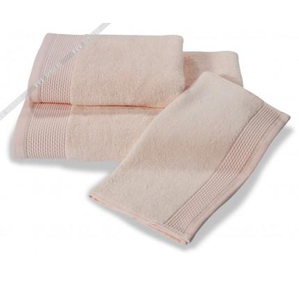 Полотенце Soft Сotton Bambu (розовое) 50x100