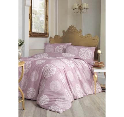 Постельное белье Altinbasak Bello (розовое)