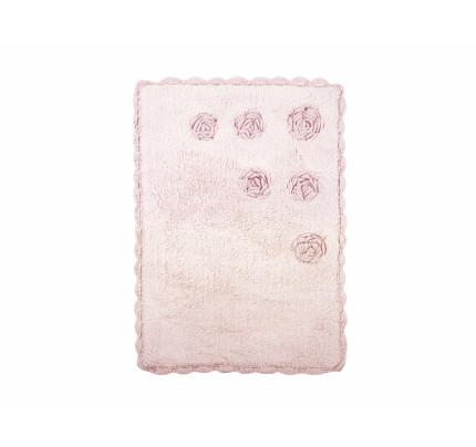 Коврик Irya Blossoms pembe (розовый) 70x110