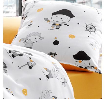Постельное белье в кроватку Tivolyo Pirates