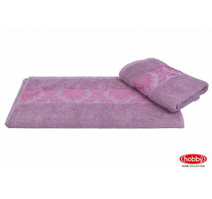 Полотенце Hobby Home Collection Ruzanna (лиловое)