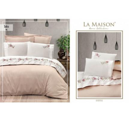 Постельное белье La Maison Sahra bej евро