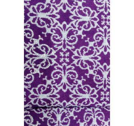 Набор полотенец Tivolyo Casablanca Flower (фиолетовый) 2 предмета