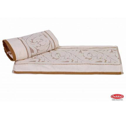 Полотенце Hobby Home Collection Sultan (кремовое)
