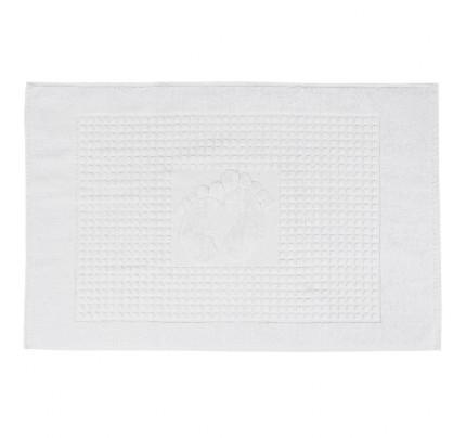 Полотенце-коврик Arya Winter Soft (белый) 50x70