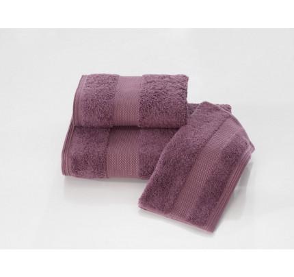 Полотенце Soft Сotton Deluxe (лиловое)