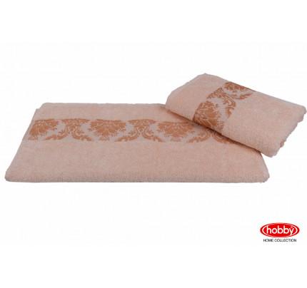 Полотенце Hobby Home Collection Ruzanna (персиковое)