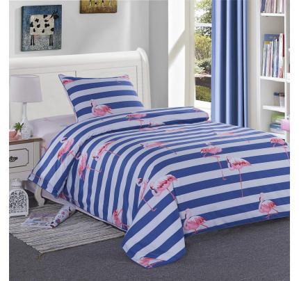 Sofi de Marko Фламинго (синий) детское постельное белье