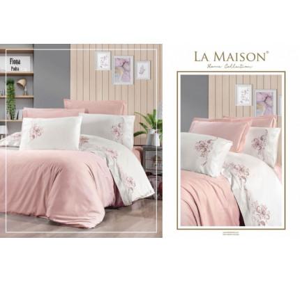 Постельное белье La Maison Fiona pudra евро