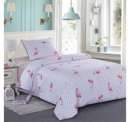 Sofi de Marko Фламинго (розовый) детское постельное белье