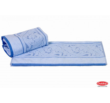 Полотенце Hobby Home Collection Sultan (голубое)
