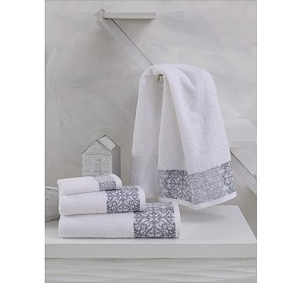 Полотенце Karna Edusa (белое)