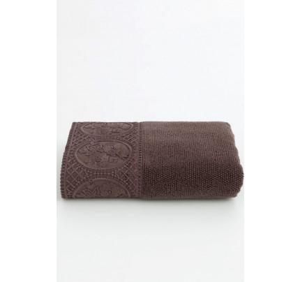 Полотенце Soft Cotton Eliza (фиолетовое)