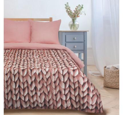 Постельное белье Этель ET-504 Мягкие сны (розовое)