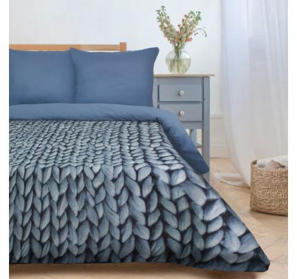 Постельное белье Этель ET-505 Мягкие сны (синее)