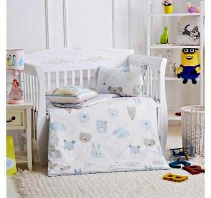 Sofi de Marko Энималс детский комплект в кроватку