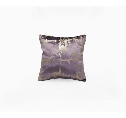 Декоративная наволочка Sofi de Marko Амалия (фиолетовая) 45x45