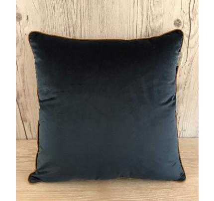 Декоративная наволочка Sofi de Marko Ханна (синяя) 45x45