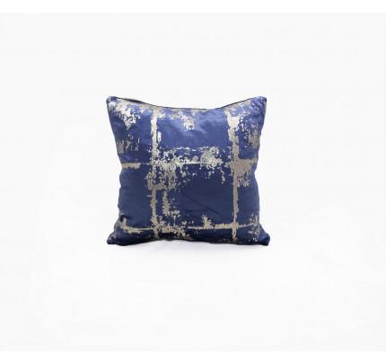 Декоративная наволочка Sofi de Marko Амалия (синяя) 45x45