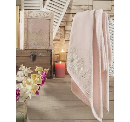 Полотенце Irya Fleur (розовое)