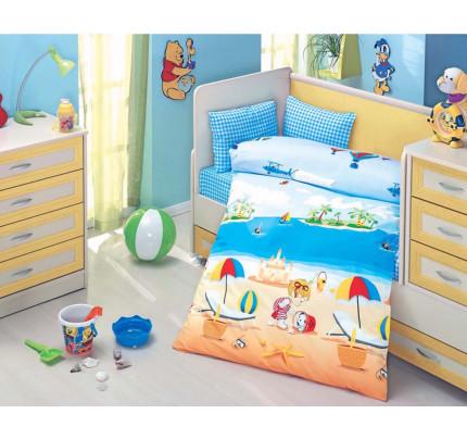 Детское белье в кроватку Altinbasak Deniz