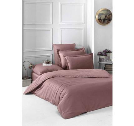 Постельное белье Karna Loft (грязно-розовый)