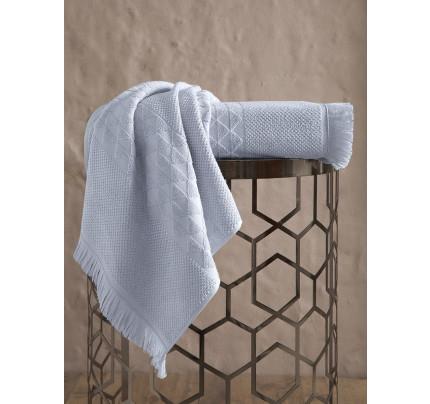 Полотенце Karna Monard (светло-серое)