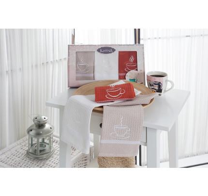 Набор салфеток Karna Tina (3 предмета) 40x60