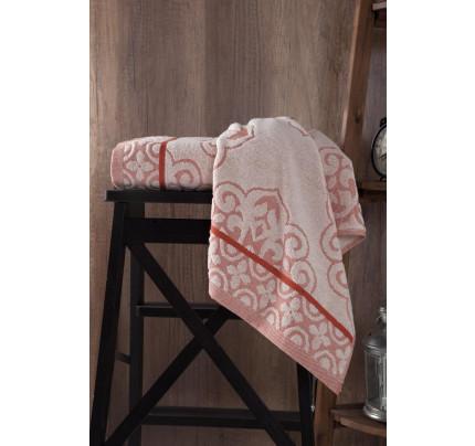 Полотенце Karna Tunus (кирпичное)