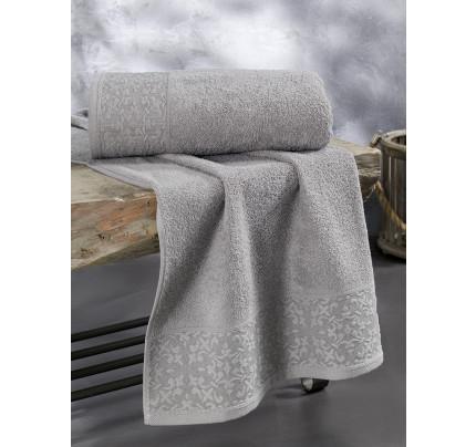 Полотенце Karna Melen (серое)