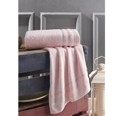 Полотенце Karna Derin (розовое)
