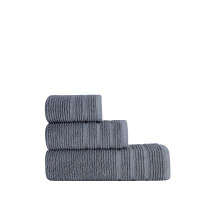 Полотенце Karna Kolmar (темно-серый)