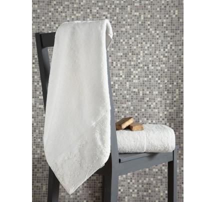 Набор полотенец Karna Elinda (кремовый, 2 предмета)