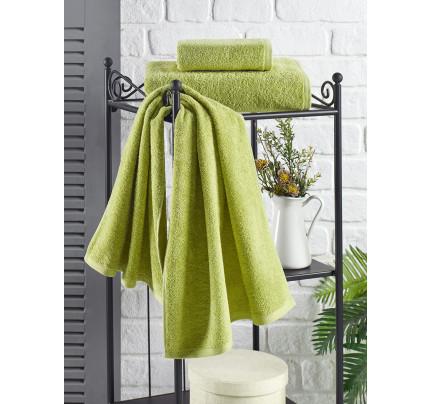 Полотенце Karna Efor (зеленое)