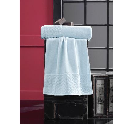 Полотенце Karna Ponpon (ментол)