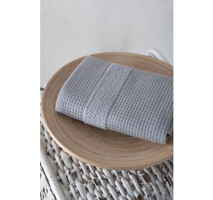 Салфетка Karna Truva (серый) 40x60