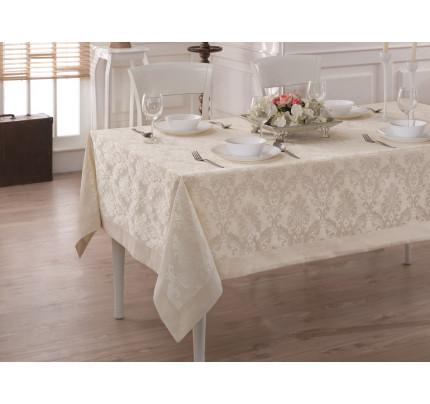 Скатерть Karna Cotton Linen V1